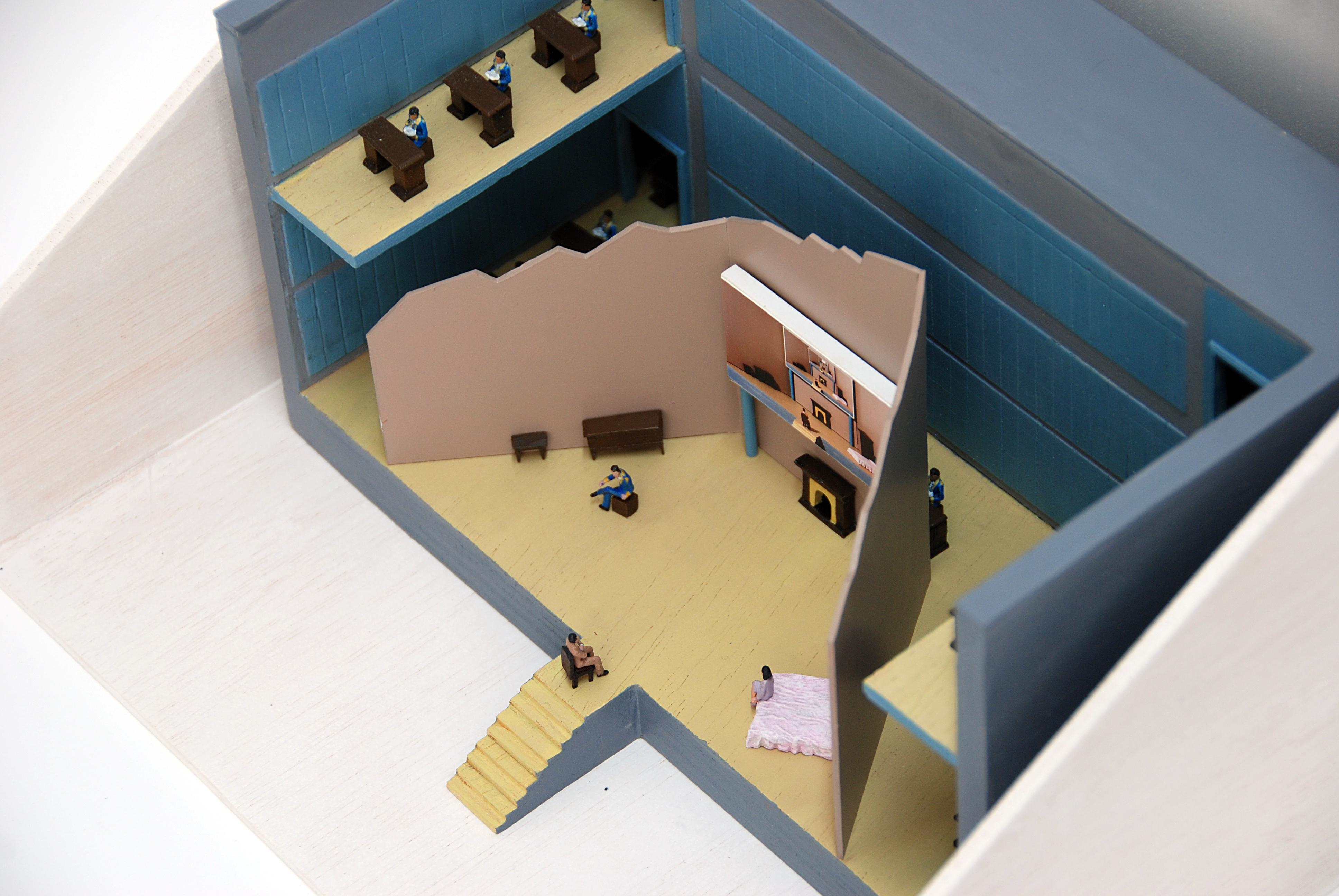 Visor de dioramas / Diorama viewer