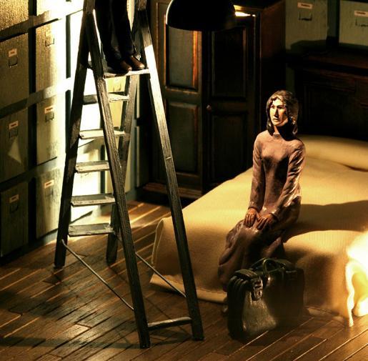 Homúnculos y demonios VII,  2006. 53 x 30 cm.  Fotografía digital  (impresión Lambda).